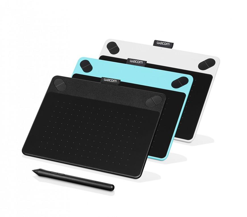 Обновленная линейка графических планшетов Wacom Intuos