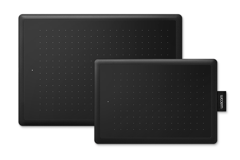 Графический планшет Wacom One by 2 Small (CTL-472) и Графический планшет Wacom One by 2 Medium (CTL-672)