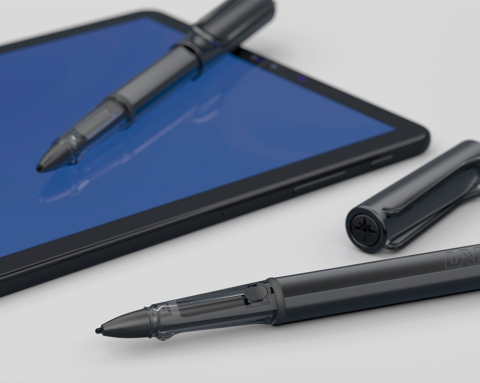LAMY AL-star black EMR Pen