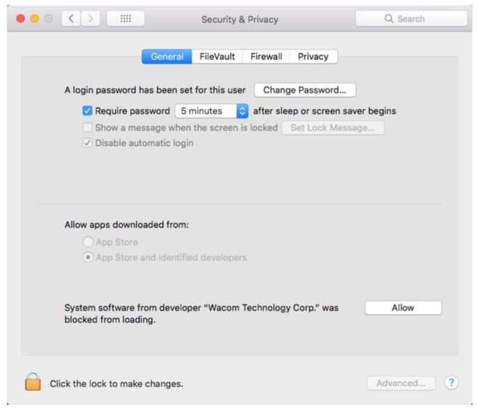 Есть ли совместимый драйвер для Mac OS 10.14 Mojave?
