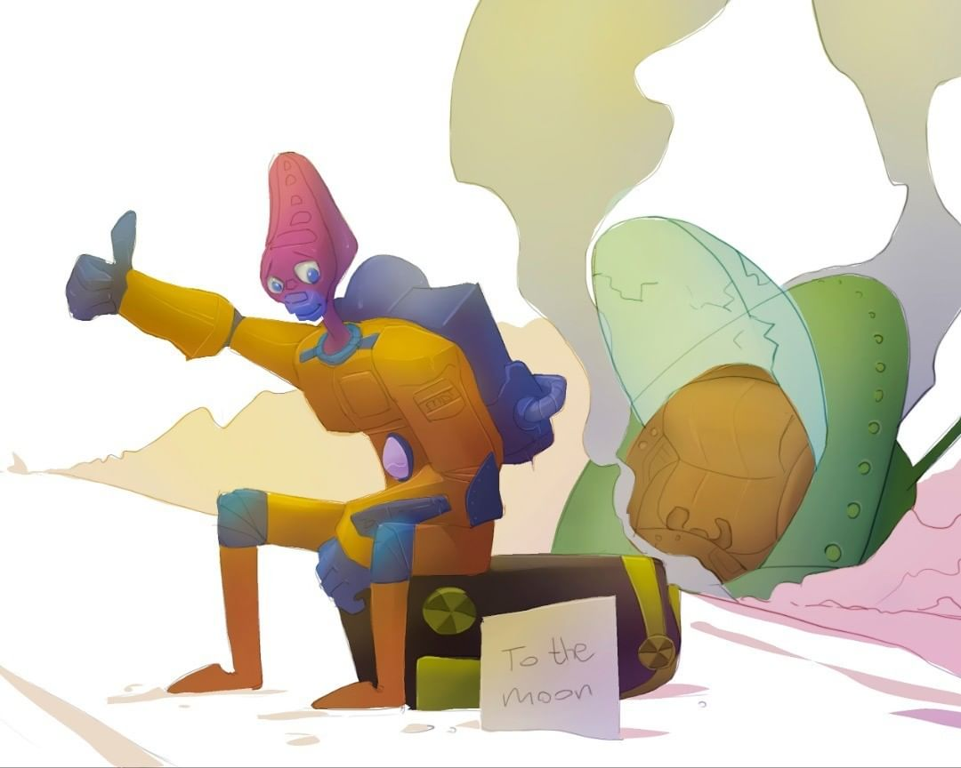 «Fungi Studio» совместно с Wacom.by
